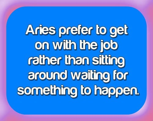 Aries Meaning