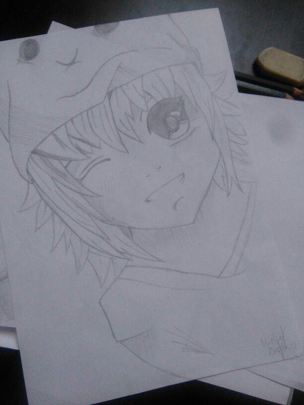 #art #draw #myart #manga #anime #smile
