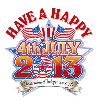 Happy 4th of July 2013