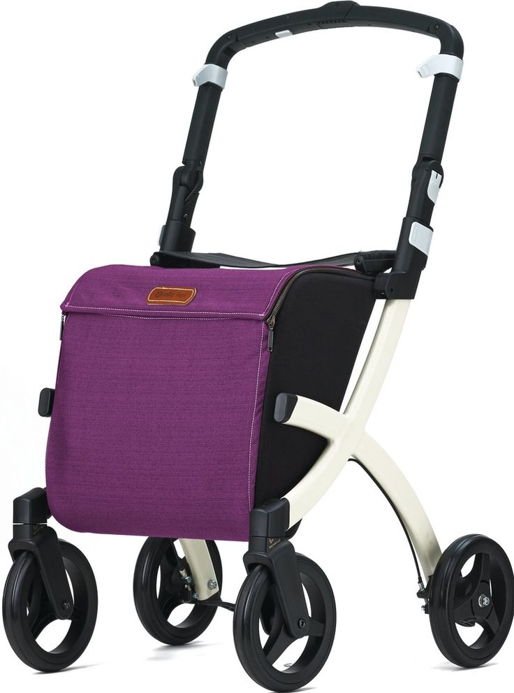 Rollz Flex Shopper - Rollator / Walker ideal if you need a little more support than a walking cane but are not ready to progress to a traditional rollator.