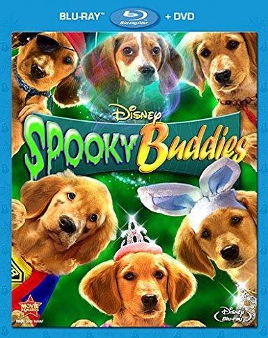 Sage Ryan & Sierra McCormick & Robert Vince-Spooky Buddies