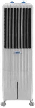 The Symphony Diet 12t cooler is a compact air cooler for your home. This device is efficient and perfect for day-to-day use. It has a water storage capacity of 12 litres. Also, this air cooler has a powerful air throw of 1,000 cubic metre, effectively cooling up any room in minutes. You can manage the speed of the fan with the option to choose between high, medium and low speed. Moreover, you can buy Symphony air cooler online at a cost-effective price and enjoy cool air all the time.