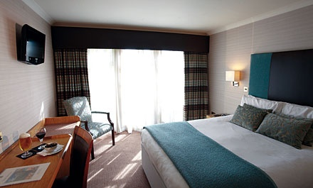 Classic bedroom at BEST WESTERN PLUS Keavil House Hotel
