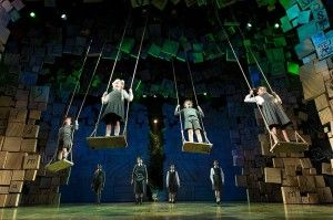 Review: Matilda on Broadway - very creative with staging