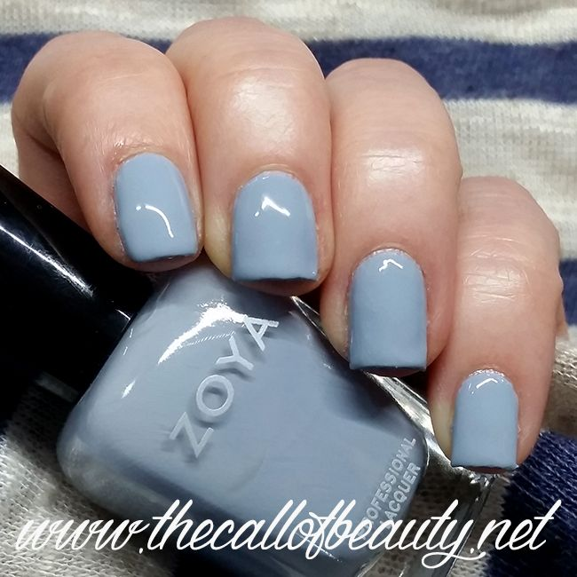 The Call of Beauty: ABC Challenge: Zoya Kristen