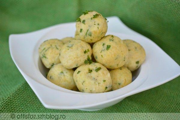 Petrezselymes krumpligombóc | Ottis főz