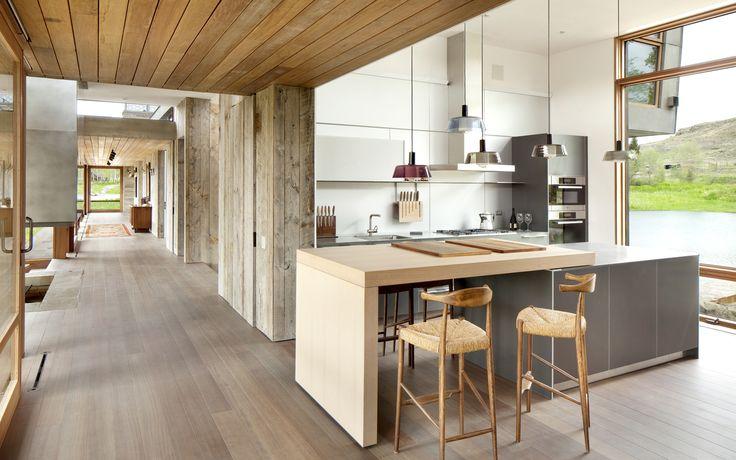 Big Timber Riverside - hughesumbanhowar architects: Architecture, Solutions