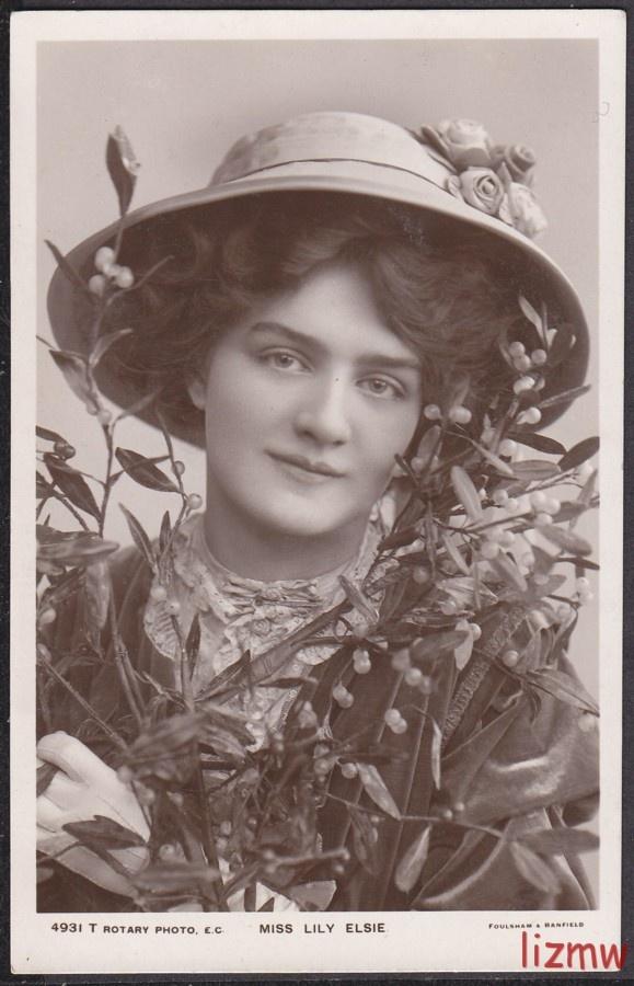 Miss Lily Elsie