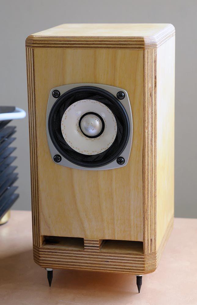 Fostex Full Range Monitor Speaker Open Baffle Full