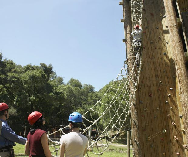 Ideas de carreras de obstáculos para adultos
