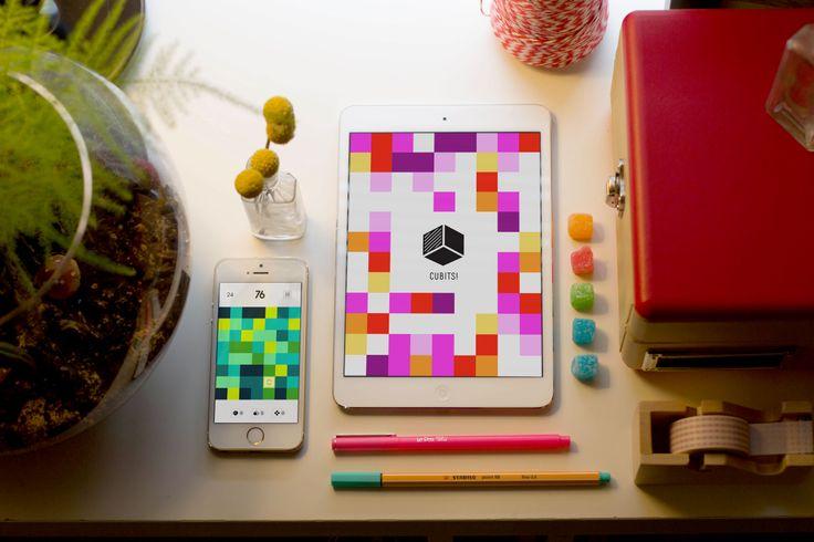 iOS puzzle game with great design and color! I'm so addicted. iPhone. Minimal. #cubits https://itunes.apple.com/us/app/cubits!/id844517321?ls=1&mt=8