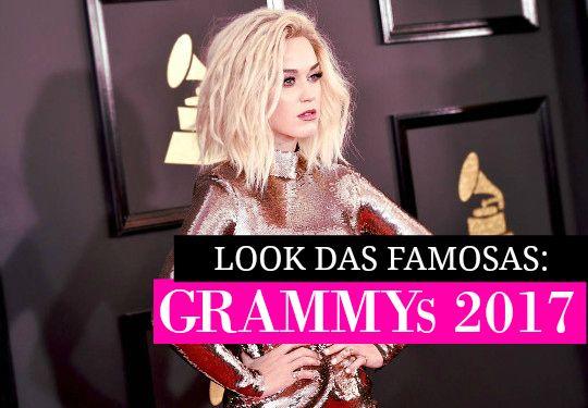 Look Das Famosas | Grammys 2017