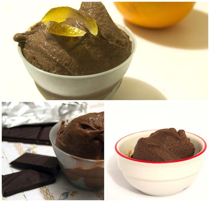 Come sciogliere il cioccolato - Gelato in casa