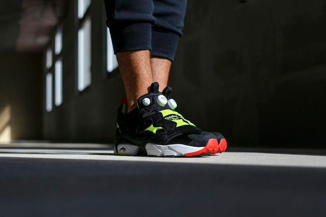 TITOLO x REEBOK PUMP FURY 20TH ANNIVERSARY – SOLD OUT! - Sneaker Freaker