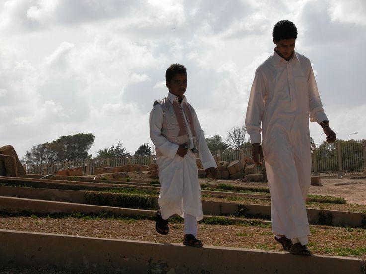 libia - a spasso per sabratha