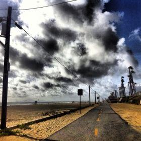 Pour que l'orage s'annonce Photographie