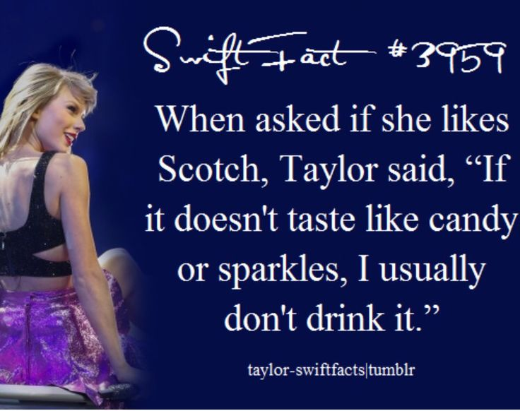 Swift facts!