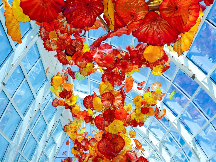 Glasshouse | Chihuly Garden & Glass