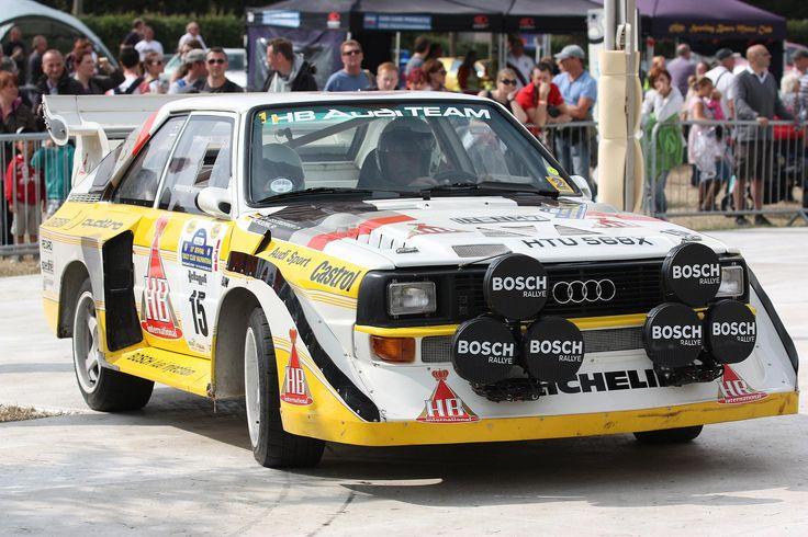 Audi quattro Sport S1 E2