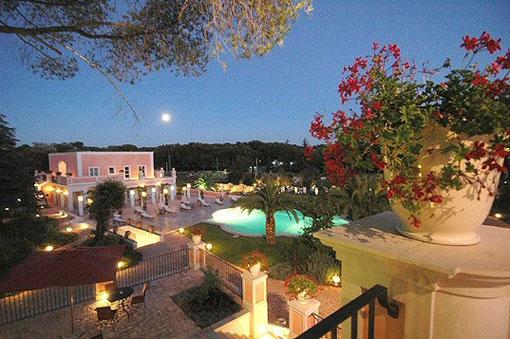 Luxury Villa in Apulia for weddings, Overview http://www.initalywedding.com/home-en