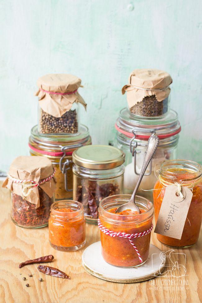 Jak zrobić domową pastę harissa? / Chilli, Czosnek i Oliwa