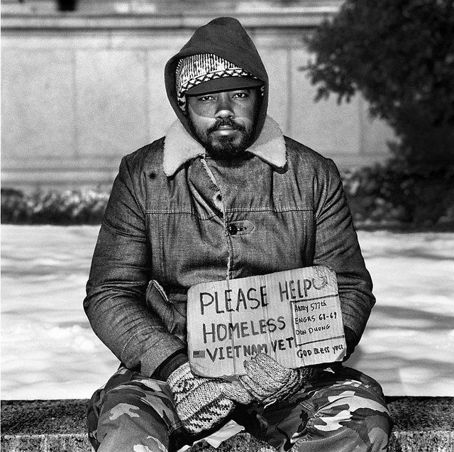 Homelessness is a growing social injustice in america