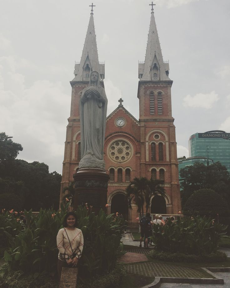 last sunday in this church #cathedralvietnam