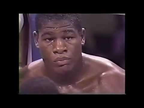 Riddick Bowe vs Larry Holmes-(Boxing FILM STUDY)
