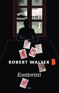 Ullan Luetut kirjat: Robert Walser Konttoristi