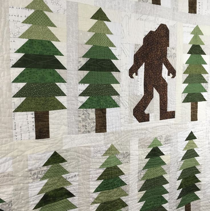 We're loving this #LegendaryQuilt by Lourdes of #MySideStitches using Elizabeth Hartman of #OhFransson's awesome pattern. Pieced and quilted entirely with Aurifil, it is a Christmas gift for her husband. Lucky guy! To see detail photos, visit Lourdes on instagram: https://www.instagram.com/mysidestitches/