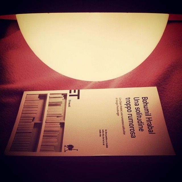 letture notturne #hrabal #silenzio #einaudi
