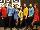I'm going to make a Star Trek costume and wear it to youth group.
