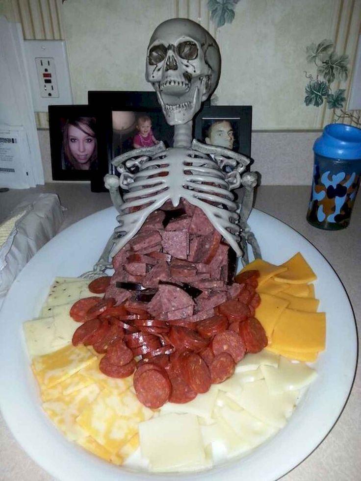90 Fantastic Halloween Party Decor Ideas