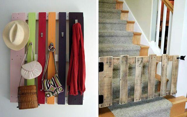53 best images about dise o de stands con pallets on - Paneles para decorar paredes ...