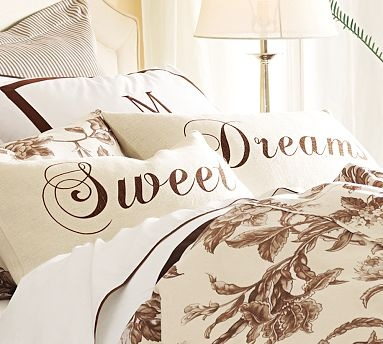 love this from Pottery Barn!