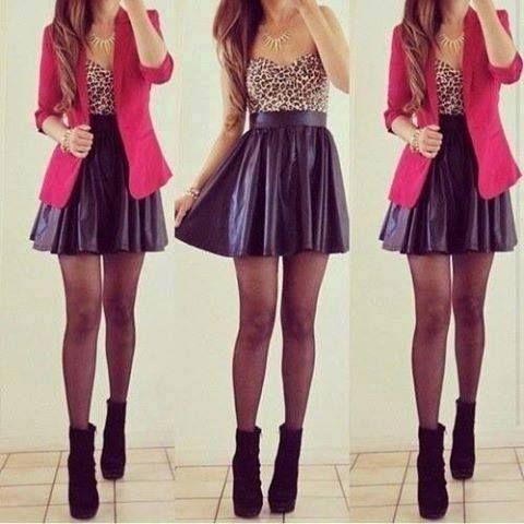 Elegant dress. ♥