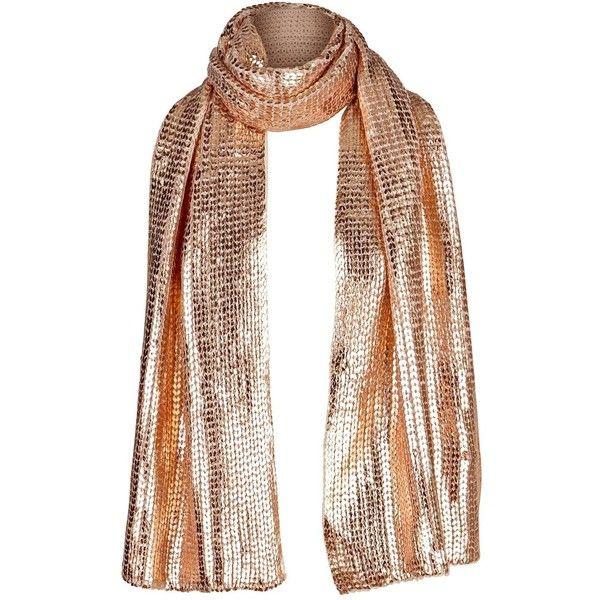 best 20 metallic scarves ideas on sustainable