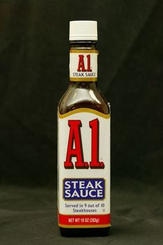 Homemade A.1. Steak Sauce