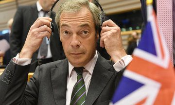 Diplomat's Reaction To Brexit Leader Nigel Farage Is Pretty Much Perfect