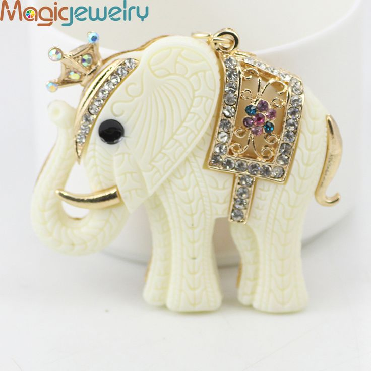 Cheap souvenir doll, Buy Quality souvenir packaging directly from China souvenirs australia Suppliers: New Novelty Items Fashion Rhinestone Animal Crown White Elephant Keychain Keyring Trinket Gift Souvenir Decoration Free