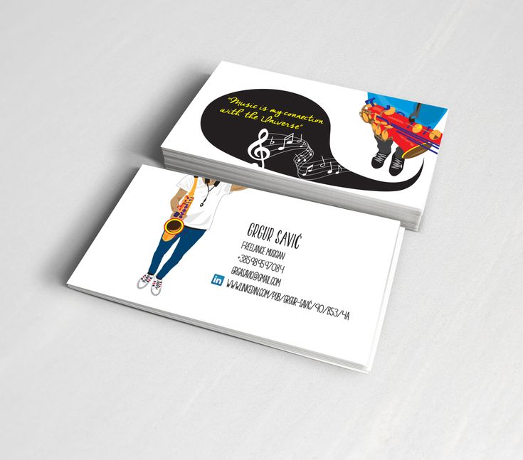 44 best business card design images on pinterest business card grgur savic on sax businesscarddesign reheart Gallery