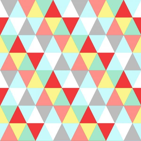 Färgglad tapet från kollektionen Everybody Bonjour 138715. Klicka för att se fler inspirerande tapeter för ditt hem!