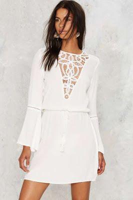 coleccion de Vestidos Blancos