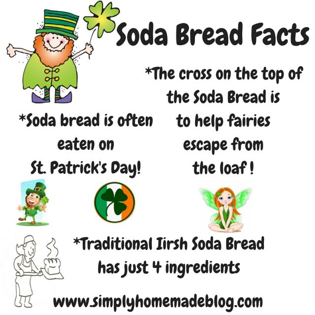 Fun Soda Bread Facts