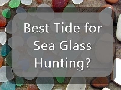 Grade sea glass - explanation of important features in real beach glass and a 5-grade quality scale, including jewelry grades and craft grades