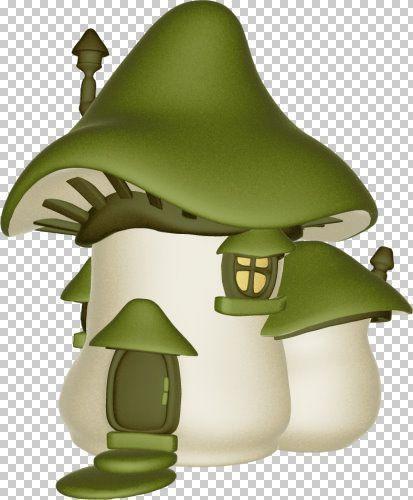 Charming Fairy Homes, Mushroom House, Gnomes, Mushrooms, Fairies, Clip Art, House  Quilts, Png, Purple Things