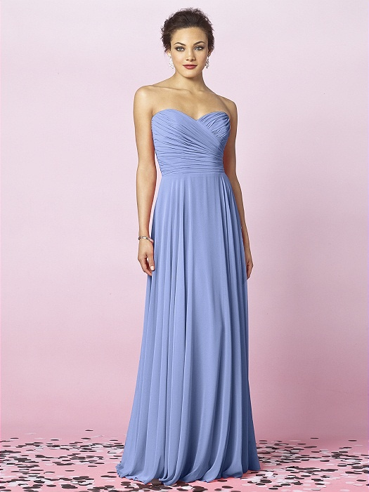 Periwinkle bridesmaid shea pinterest bridesmaid for Periwinkle dress for wedding