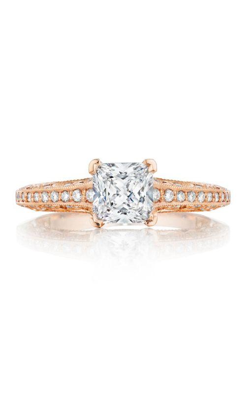 Tacori Pretty In Pink. #Tacori #engagement #ring