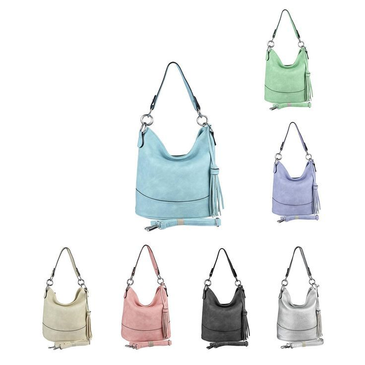 Damen Tasche HANDTASCHE SHOPPER BAG Hobo Bag XXXL Henkeltasche Schultertasche
