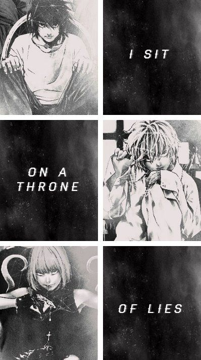 Deathnote                                                                                                                                                                                 More